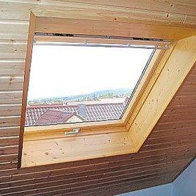 Dachfenster Holz